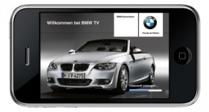 BMW TV_iPhone App_1