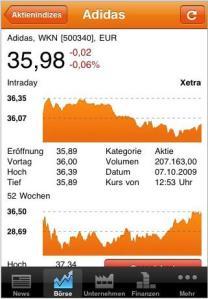 Handelsblatt iPhone App_2