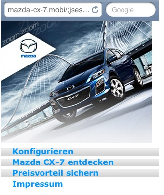 maxda-cx-7